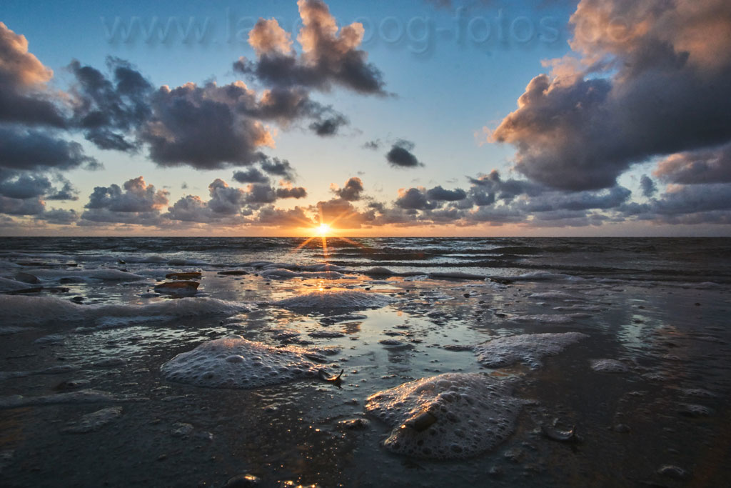 Sonnenuntergang Langeoog